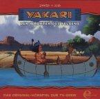 Yakari - Der Wächter des Felsens, 1 Audio-CD