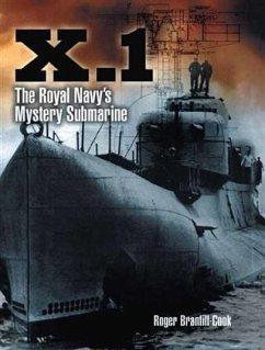X.1 (eBook, ePUB) - Branfill-Cook, Roger