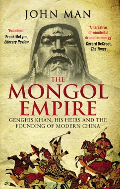 The Mongol Empire (eBook, ePUB) - Man, John