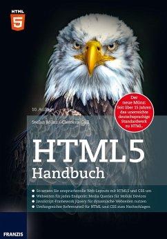 HTML5 Handbuch (eBook, PDF) - Münz, Stefan; Gull, Clemens