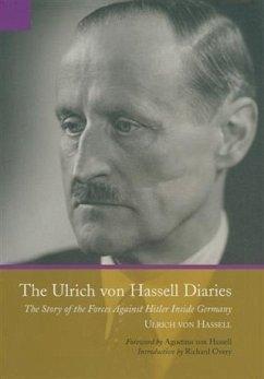 Ulrich Von Hassel Diaries (eBook, ePUB) - Hassell, Ulrich Von