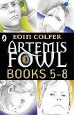 Artemis Fowl: Books 5-8 (eBook, ePUB)