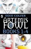 Artemis Fowl: Books 1-4 (eBook, ePUB)