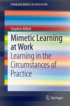 Mimetic learning and work - Billett, Stephen