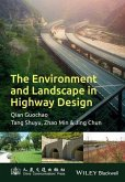 The Environment and Landscape in Motorway Design (eBook, ePUB)