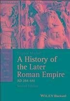 A History of the Later Roman Empire, AD 284-641 (eBook, PDF) - Mitchell, Stephen