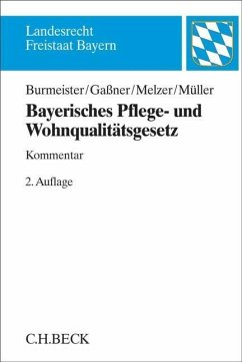 Bayerisches Pflege- und Wohnqualitätsgesetz