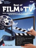 Best of Film & TV, für Querflöte m. Audio-CD