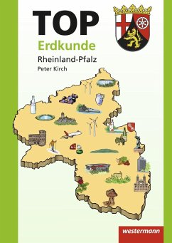Topographische Arbeitshefte. TOP Rheinland-Pfalz