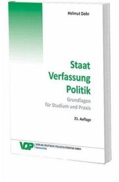 Staat - Verfassung - Politik