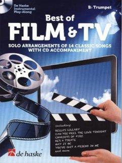 Best of Film & TV, für Trompete m. Audio-CD