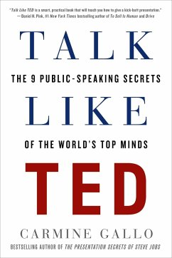 Talk Like TED - Gallo, Carmine