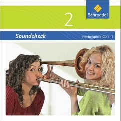 Soundcheck 2. Hörbeispiele. CD