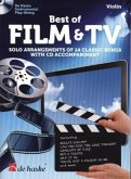 Best of Film & TV, für Violine m. Audio-CD