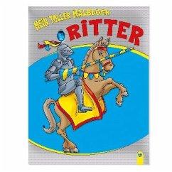 Mein toller Malblock - Ritter