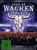 Various Artists - Live at Wacken 2013 (3 Discs)