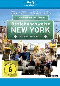 Beziehungsweise New York - Duris,Romain/Tautou,Audrey