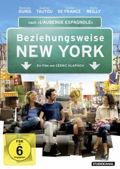 Beziehungsweise New York - Duris,Romain/Tautou,Audrey