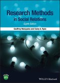 Research Methods in Social Relations (eBook, ePUB)
