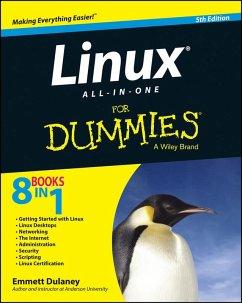 Linux All-in-One For Dummies (eBook, ePUB) - Dulaney, Emmett