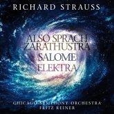 Strauss: Also Sprach Zarathustra-Elektra-Salome