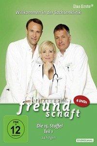 In aller Freundschaft - Die 15. Staffel, Teil 1, 24 Folgen (6 Discs)
