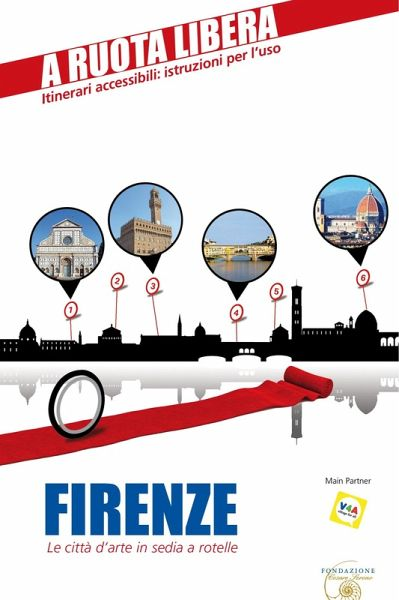 Firenze le citt d 39 arte in sedia a rotelle ebook epub for Film sedia a rotelle