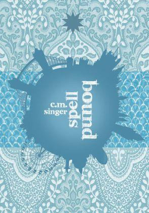 Buch-Reihe Ghostbound Trilogie von C. M. Singer