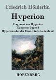Fragment von Hyperion / Hyperions Jugend / Hyperion oder der Eremit in Griechenland