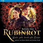 Rubinrot / Liebe geht durch alle Zeiten - Filmausgabe Bd.1 (MP3-Download)