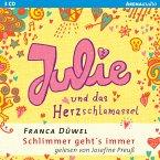 Julie und das Herzschlamassel / Schlimmer geht's immer Bd.3 (MP3-Download)