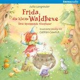 Frida, die kleine Waldhexe - Drei spannende Abenteuer (MP3-Download)