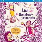 Löwen, die brüllen, beißen nicht / Lisa und die Brombeerprinzessin Bd.1 (MP3-Download)