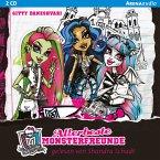 Allerbeste Monsterfreunde / Monster High ab 9 Bd.1 (MP3-Download)
