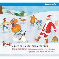 Weihnachtsgeschichten für 3 Minuten (MP3-Download) - Reichenstetter, Friederun