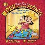 Der kleine König - Gewinnen und Verlieren, 1 Audio-CD