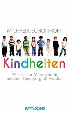 Kindheiten (eBook, ePUB) - Schonhöft, Michaela