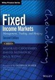 Fixed Income Markets (eBook, ePUB)