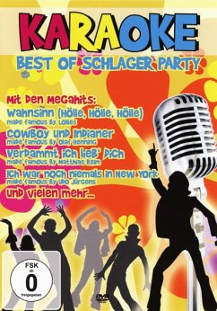 Karaoke-Best Of Schlagerparty - Diverse