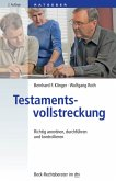 Testamentsvollstreckung (eBook, ePUB)