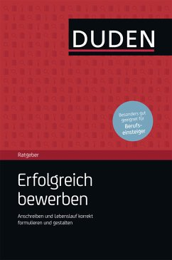 Duden Ratgeber - Erfolgreich bewerben Download ...