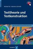 Testtheorie und Testkonstruktion (eBook, PDF)
