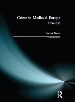 Crime in Medieval Europe (eBook, PDF) - Dean, Trevor