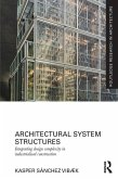 Architectural System Structures (eBook, ePUB)