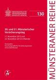 30. und 31. Münsterischer Versicherungstag (eBook, PDF)
