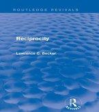 Reciprocity (Routledge Revivals) (eBook, PDF)