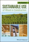 Sustainable Use of Wood in Construction (eBook, ePUB)