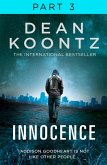 Innocence: Part 3, Chapters 43 to 58 (eBook, ePUB)