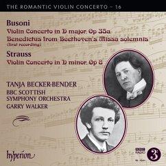 Romantic Violin Concerto Vol.16 - Tanja Becker-Bender/Garry Walker/BBC Scottish Symphony