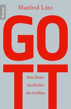 Gott (eBook, ePUB) - Lütz, Manfred